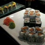 Photo taken at Sushi Lounge by Ricardo T. on 11/19/2012