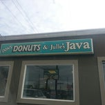 Photo taken at Don's Donuts & Julie's Java by Dr Ace on 2/14/2013