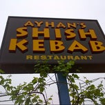 Photo taken at Ayhan's Shish-Kebab by Michael S. on 5/22/2013
