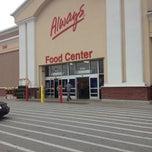 Photo taken at Walmart Supercenter by Vint on 10/30/2012