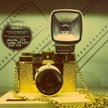 Photo taken at Lomography Gallery Store by Larissa A. on 11/23/2012