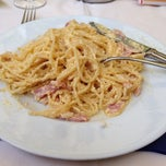 Photo taken at Ristorante Al Giardinetto by Игорь П. on 5/7/2014