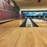 Photo taken at Valencia Lanes by Jose R. on 11/16/2014