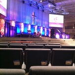 Photo taken at Central Church by Trina W. on 8/11/2013