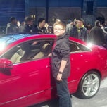 Photo taken at Mercedes-Benz At Philly Auto Show by Philip T. on 1/26/2013