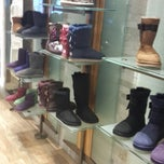 Photo taken at UGG Australia by Claudia R. on 9/23/2013
