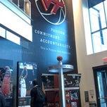 Photo taken at Hahn Hurst Basketball Practice Center by Ryan T. on 10/26/2012