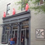 Photo taken at 21c Museum Hotels - Louisville by Marcus S. on 6/9/2013
