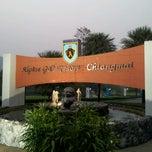 Photo taken at Alpine Golf Resort Chiang Mai (อัลไพน์กอล์ฟรีสอร์ทเชียงใหม่) by Somsak R. on 3/26/2013