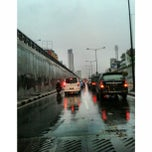 Photo taken at Underpass Tanah Abang by Clement N. on 4/18/2013