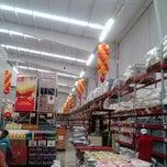 "Photo taken at Super ""AKI"" by Itzcoatl P. on 1/28/2013"
