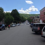 Photo taken at Village of Cooperstown by Daniel P. on 8/10/2013