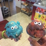 Photo taken at Carl's Ice Cream Factory by Eric L. on 6/1/2014