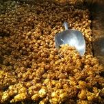 Photo taken at Garrett Popcorn Shops by Tammy . on 6/22/2013