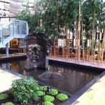 Photo taken at Hyatt Regency Paris Charles De Gaulle by Kaew on 3/16/2013