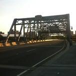 Photo taken at 145th Street Bridge by Justin M. on 6/15/2013