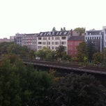 Photo taken at Happy Bed Hostel Berlin Hallesches Ufer by Mustafa B. on 9/24/2013