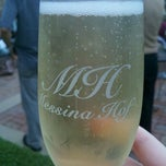 Photo taken at Messina Hof Winery and Resort by Kristen J. on 9/28/2012
