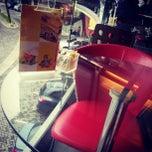 Photo taken at KafeHaus by Juan Gabriel C. on 10/5/2012