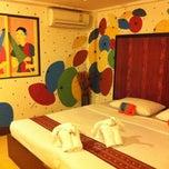 Photo taken at Parasol Inn by Sophia on 1/29/2013