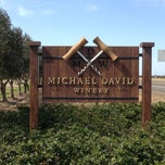 Photo taken at Michael David Winery by Kim F. on 3/16/2013