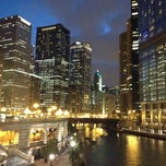 Photo taken at The Magnificent Mile by Minn Fabbiola N. on 9/28/2012