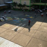 Photo taken at Secundaria Técnica no. 1 by David Ignacio C. on 3/19/2013