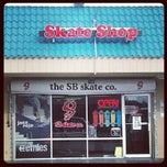 Photo taken at the SB skate co. by Brett G. on 11/7/2012