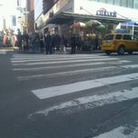 Photo taken at Citi Bike Station by Crystal S. on 4/5/2013