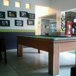 Photo taken at Okupe Hostel by JB R. on 2/12/2013