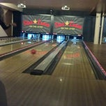 Photo taken at Star Lanes on the Levee by Star P. on 5/11/2013