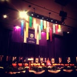 Photo taken at Alumni Hall by Callie P. on 10/26/2012