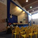 Photo taken at Colegio Concepción by Fernando M. on 12/12/2012