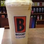 Photo taken at Biggby Coffee by Kristi M. on 12/6/2012