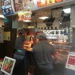 Photo taken at Burger King by Sarai T. on 8/31/2013