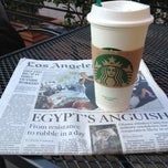 Photo taken at Starbucks by Jay M. on 8/16/2013
