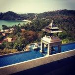 Photo taken at Pimalai Resort & Spa by SCUBAFISH K. on 1/14/2013