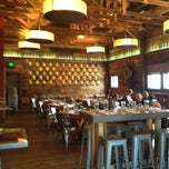 Photo taken at High West Distillery & Saloon by Jennifer Z. on 1/28/2013