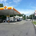 Photo taken at Shell by Tracy W. on 6/1/2013