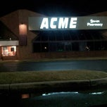 Photo taken at ACME Markets by Herb A. on 5/3/2013