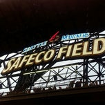 Photo taken at Safeco Field by John S. on 6/26/2013