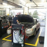 Photo taken at Valvoline Instant Oil Change by Peter M. on 10/18/2012