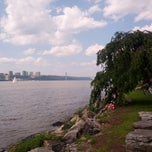 Photo taken at Riverside Park North by Bob D. on 6/15/2013