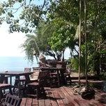 Photo taken at Haad Son Resort by Irina M. on 1/12/2013