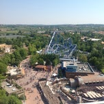 Photo taken at Gardaland by Marina M. on 8/16/2013