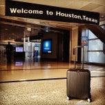Photo taken at George Bush Intercontinental Airport (IAH) by Scott B. on 4/14/2013