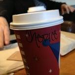 Photo taken at Starbucks by Sharece on 12/23/2012