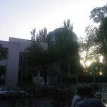 Photo taken at Cruz de mayo by Piamonte on 6/25/2012