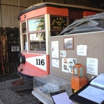 Photo taken at Phoenix Trolley Museum by Anthony D. on 2/11/2012