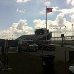 Photo taken at Nashville Superspeedway by Brian S. on 7/23/2011